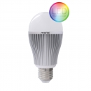 9W RGBW Multicolor LED-Leuchtmittel
