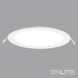 Slim-Fit Downlight 18W rund