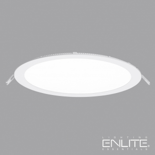 Slim-Fit Downlight 24W rund