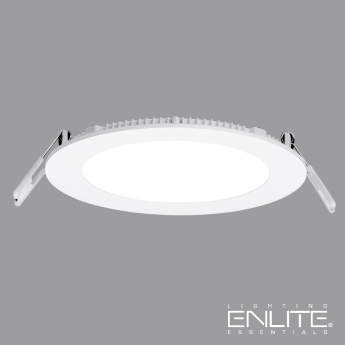 Slim-Fit Downlight 9W rund 6500K