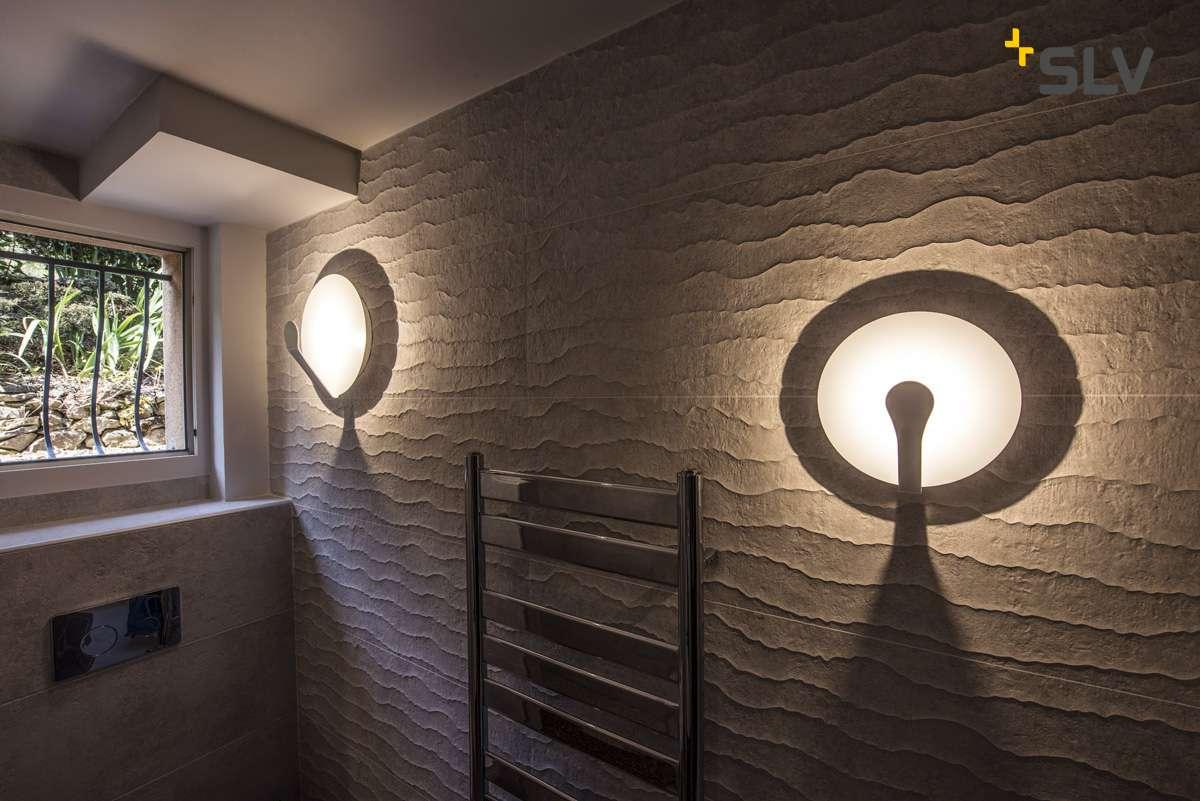 LED Wand- und Deckenleuchte AIR INDI 22/23, 2000K-3000K Dim to Warm 840lm