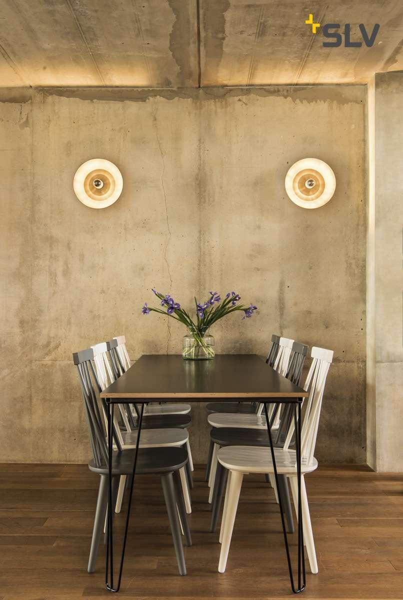 BATO 35 CW, Indoor Wand und Deckenaufbauleuchte, E27, max. 60W schwarz